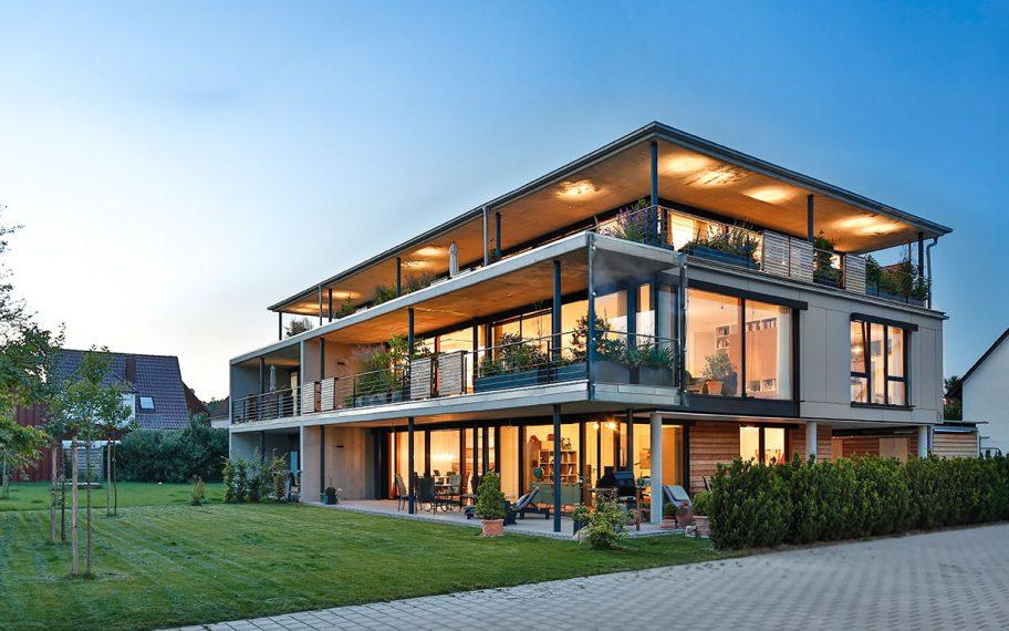 Mehrfamilienhaus in Langenau