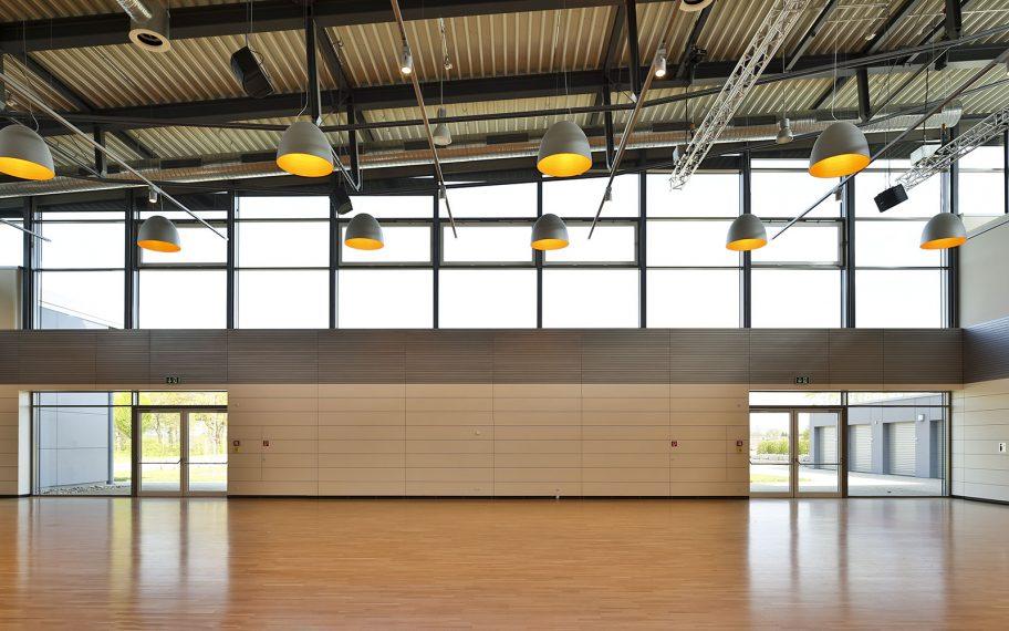 Veranstaltungshalle in Schwendi