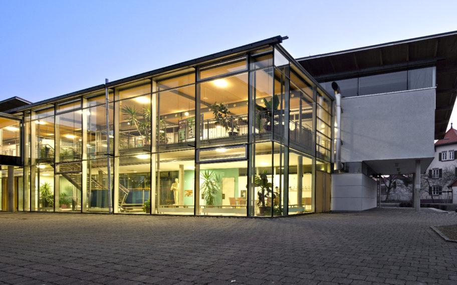 Robert-Bosch-Gymnasium in Langenau