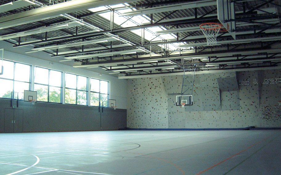Neubau der Ballspielhalle SC Vöhringen e.V.
